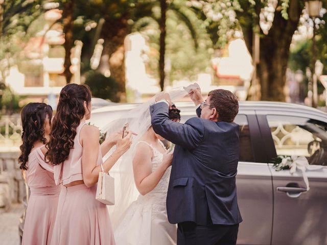 La boda de Servando y Teresa en Caracuel De Calatrava, Ciudad Real 53