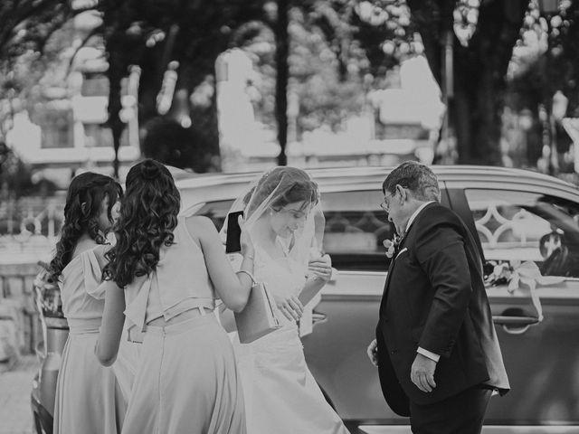La boda de Servando y Teresa en Caracuel De Calatrava, Ciudad Real 54