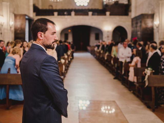 La boda de Servando y Teresa en Caracuel De Calatrava, Ciudad Real 56