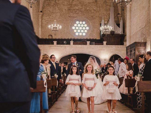 La boda de Servando y Teresa en Caracuel De Calatrava, Ciudad Real 57