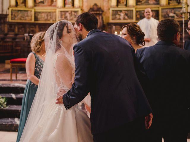 La boda de Servando y Teresa en Caracuel De Calatrava, Ciudad Real 59