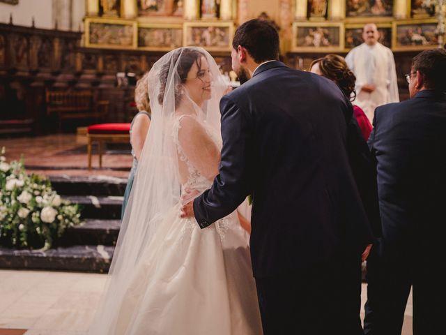 La boda de Servando y Teresa en Caracuel De Calatrava, Ciudad Real 60