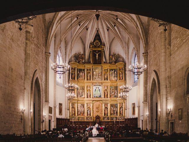 La boda de Servando y Teresa en Caracuel De Calatrava, Ciudad Real 61