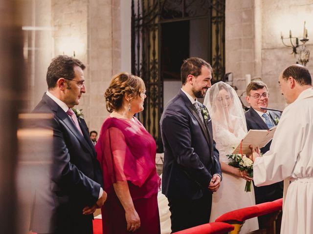 La boda de Servando y Teresa en Caracuel De Calatrava, Ciudad Real 63