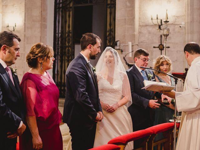La boda de Servando y Teresa en Caracuel De Calatrava, Ciudad Real 65