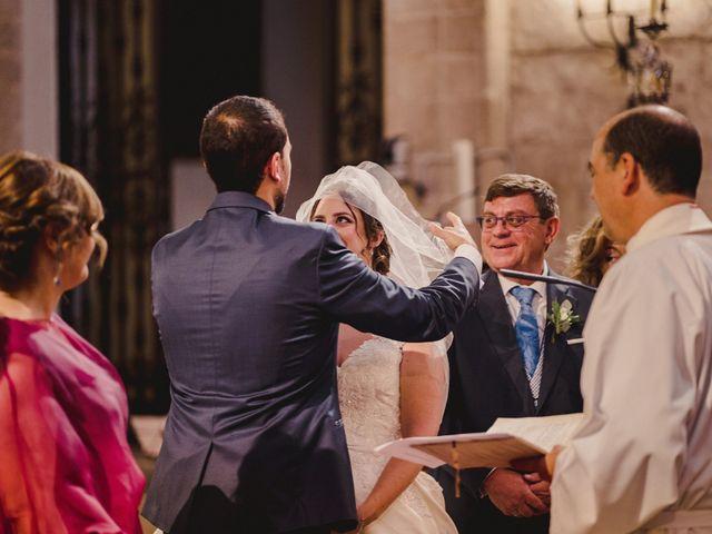La boda de Servando y Teresa en Caracuel De Calatrava, Ciudad Real 67