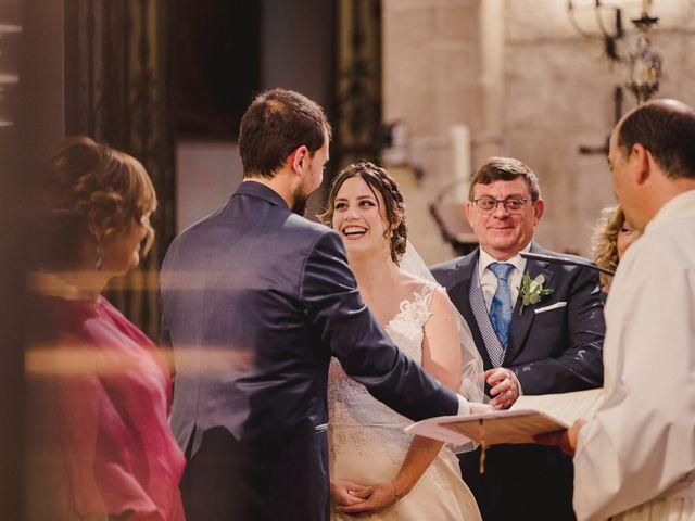 La boda de Servando y Teresa en Caracuel De Calatrava, Ciudad Real 68