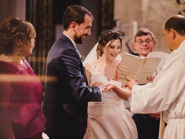 La boda de Servando y Teresa en Caracuel De Calatrava, Ciudad Real 69