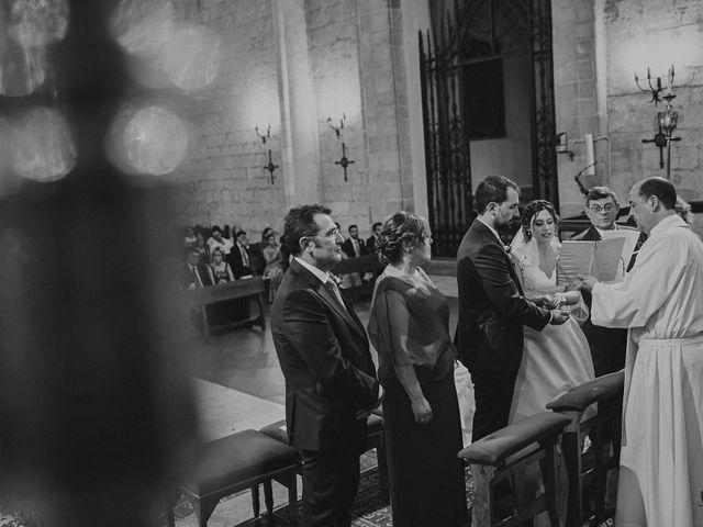 La boda de Servando y Teresa en Caracuel De Calatrava, Ciudad Real 70