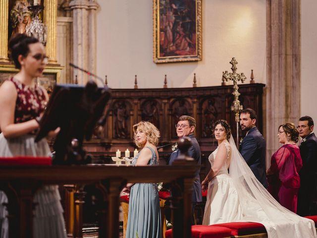 La boda de Servando y Teresa en Caracuel De Calatrava, Ciudad Real 71