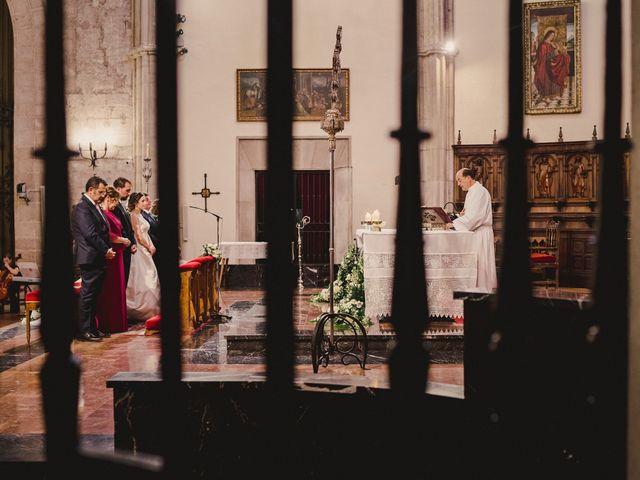 La boda de Servando y Teresa en Caracuel De Calatrava, Ciudad Real 72