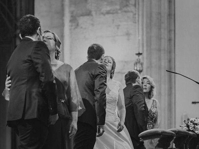 La boda de Servando y Teresa en Caracuel De Calatrava, Ciudad Real 73