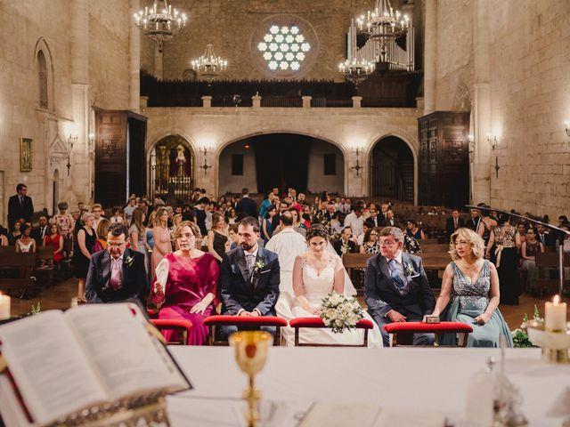 La boda de Servando y Teresa en Caracuel De Calatrava, Ciudad Real 74
