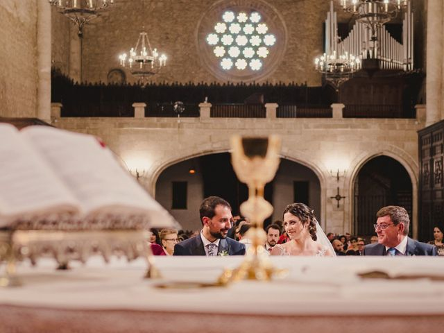 La boda de Servando y Teresa en Caracuel De Calatrava, Ciudad Real 75