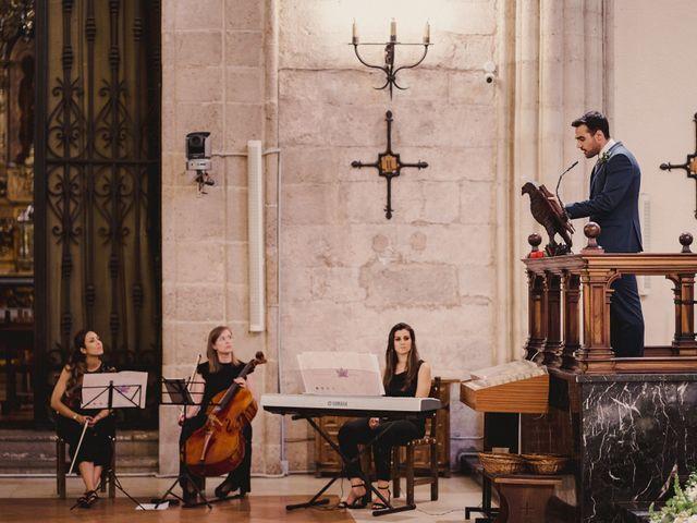 La boda de Servando y Teresa en Caracuel De Calatrava, Ciudad Real 76