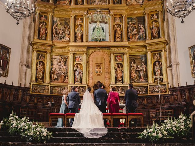 La boda de Servando y Teresa en Caracuel De Calatrava, Ciudad Real 78