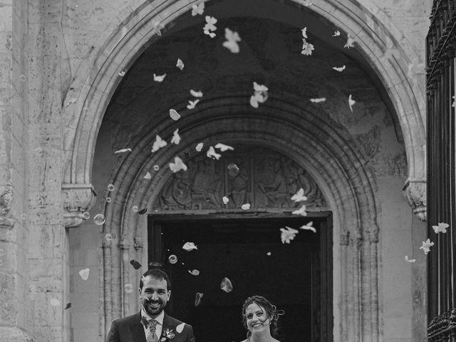 La boda de Servando y Teresa en Caracuel De Calatrava, Ciudad Real 80