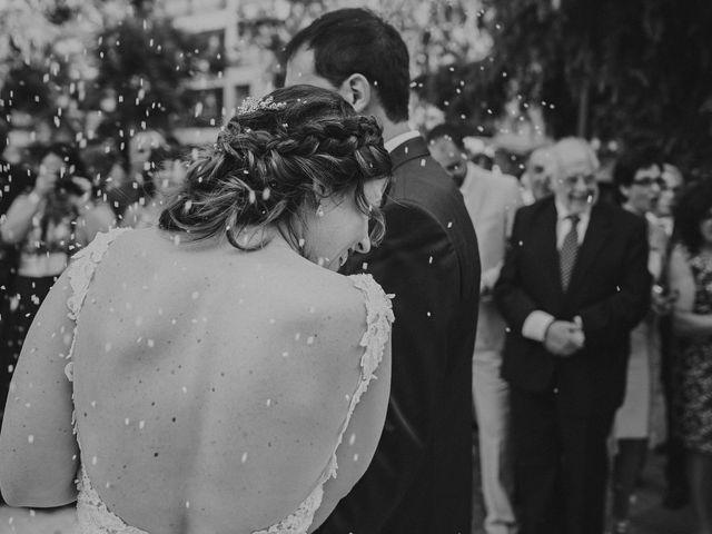 La boda de Servando y Teresa en Caracuel De Calatrava, Ciudad Real 83