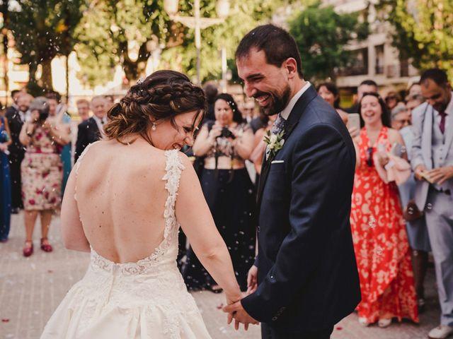 La boda de Servando y Teresa en Caracuel De Calatrava, Ciudad Real 84