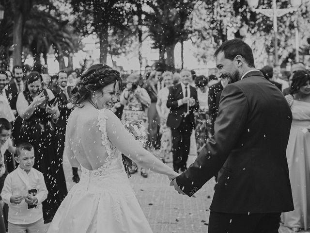 La boda de Servando y Teresa en Caracuel De Calatrava, Ciudad Real 85