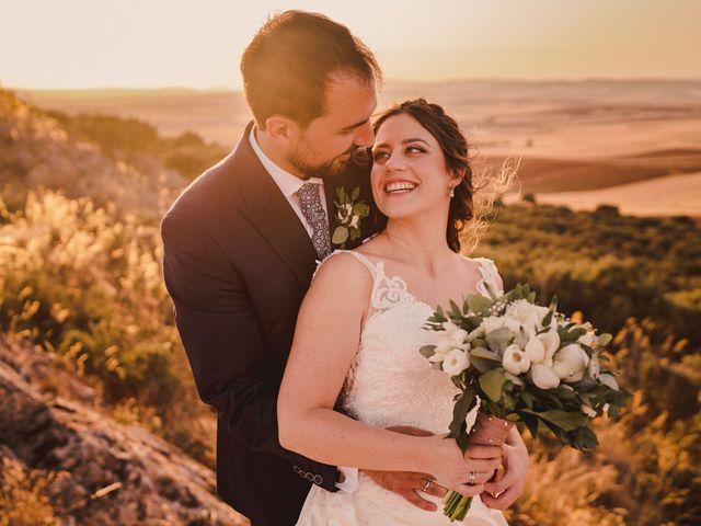 La boda de Servando y Teresa en Caracuel De Calatrava, Ciudad Real 90