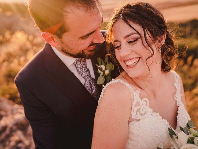 La boda de Servando y Teresa en Caracuel De Calatrava, Ciudad Real 1