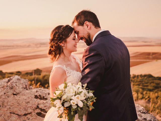 La boda de Servando y Teresa en Caracuel De Calatrava, Ciudad Real 106