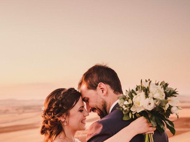 La boda de Servando y Teresa en Caracuel De Calatrava, Ciudad Real 107