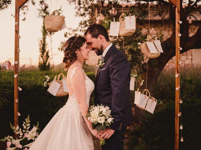 La boda de Servando y Teresa en Caracuel De Calatrava, Ciudad Real 110
