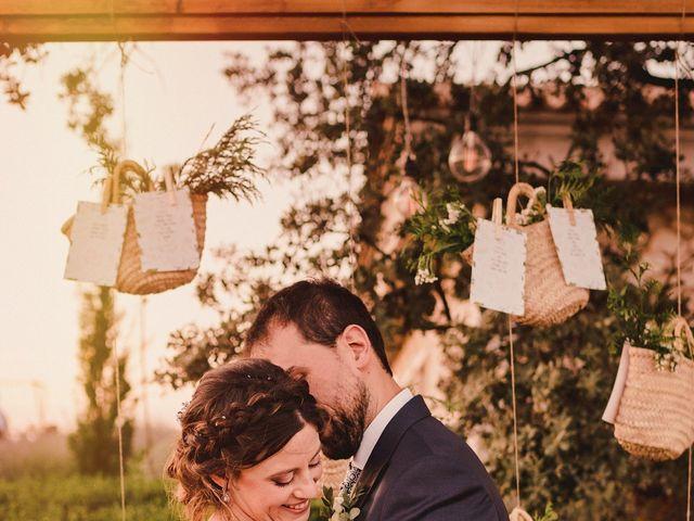 La boda de Servando y Teresa en Caracuel De Calatrava, Ciudad Real 111
