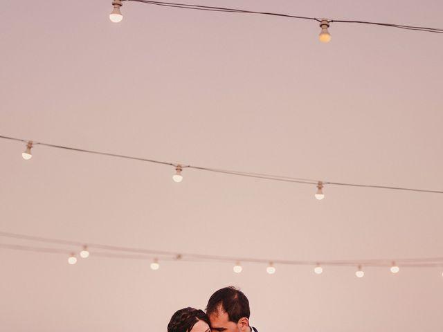 La boda de Servando y Teresa en Caracuel De Calatrava, Ciudad Real 114