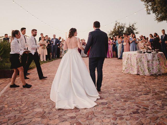 La boda de Servando y Teresa en Caracuel De Calatrava, Ciudad Real 118