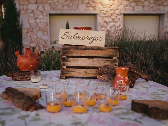 La boda de Servando y Teresa en Caracuel De Calatrava, Ciudad Real 128