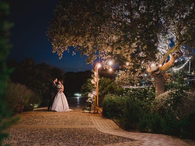 La boda de Servando y Teresa en Caracuel De Calatrava, Ciudad Real 130