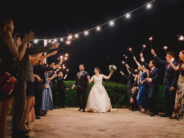 La boda de Servando y Teresa en Caracuel De Calatrava, Ciudad Real 131