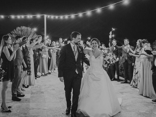 La boda de Servando y Teresa en Caracuel De Calatrava, Ciudad Real 132