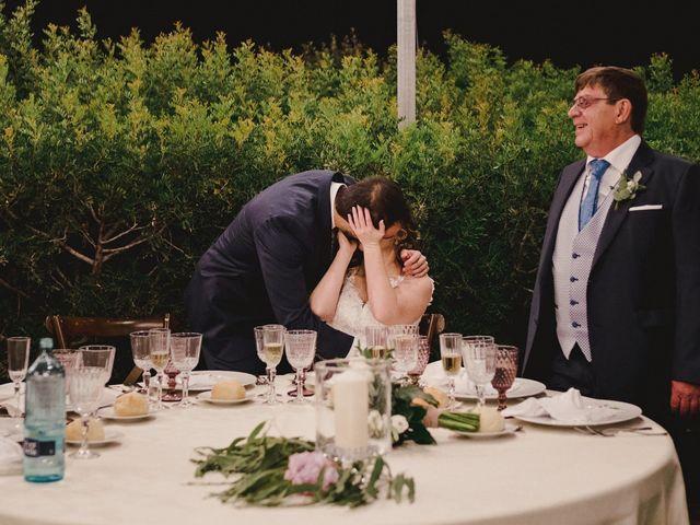La boda de Servando y Teresa en Caracuel De Calatrava, Ciudad Real 138