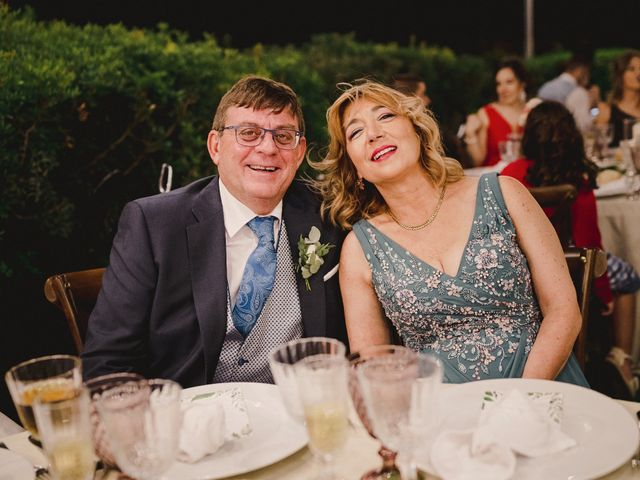 La boda de Servando y Teresa en Caracuel De Calatrava, Ciudad Real 139