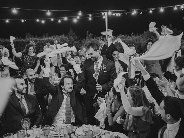La boda de Servando y Teresa en Caracuel De Calatrava, Ciudad Real 140