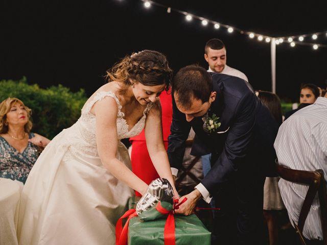 La boda de Servando y Teresa en Caracuel De Calatrava, Ciudad Real 142