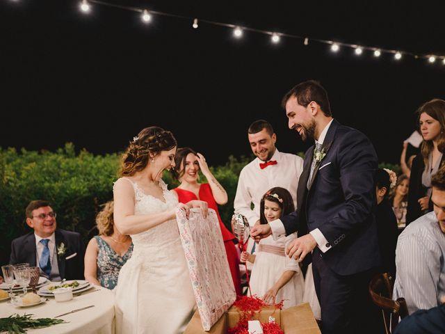 La boda de Servando y Teresa en Caracuel De Calatrava, Ciudad Real 143