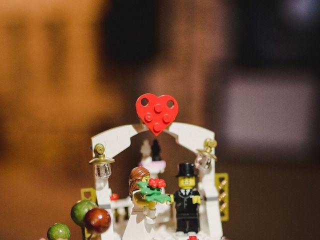 La boda de Servando y Teresa en Caracuel De Calatrava, Ciudad Real 145