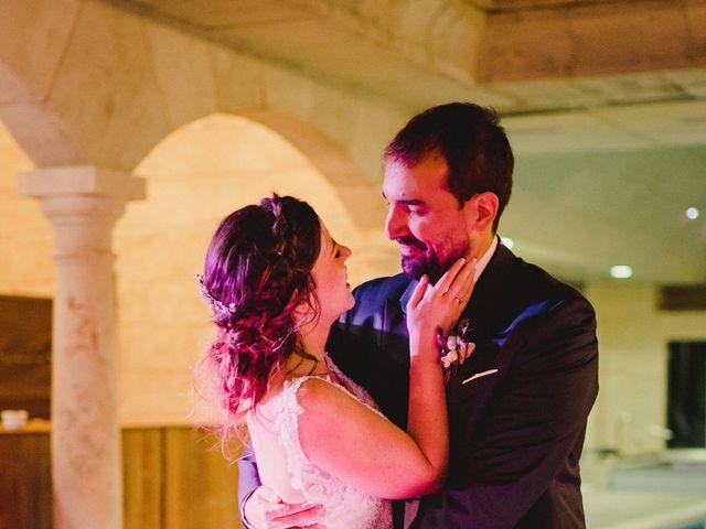 La boda de Servando y Teresa en Caracuel De Calatrava, Ciudad Real 147