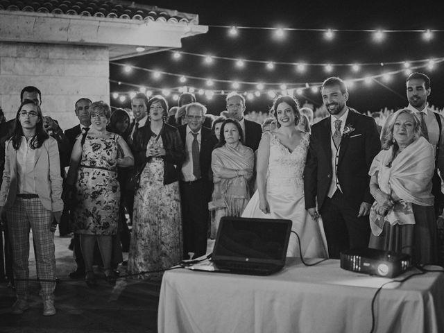 La boda de Servando y Teresa en Caracuel De Calatrava, Ciudad Real 149
