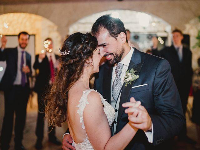 La boda de Servando y Teresa en Caracuel De Calatrava, Ciudad Real 150