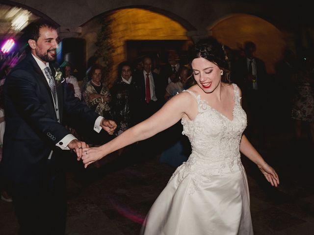 La boda de Servando y Teresa en Caracuel De Calatrava, Ciudad Real 151