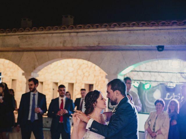 La boda de Servando y Teresa en Caracuel De Calatrava, Ciudad Real 152