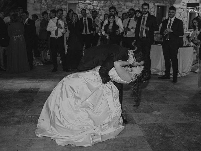La boda de Servando y Teresa en Caracuel De Calatrava, Ciudad Real 155