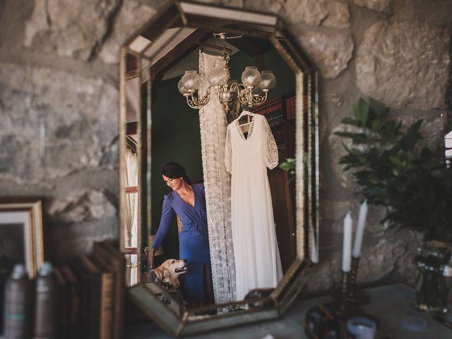 La boda de Alvaro y Marta en Santa Gadea Del Cid, Burgos 9