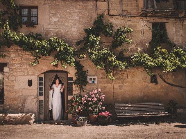 La boda de Alvaro y Marta en Santa Gadea Del Cid, Burgos 18